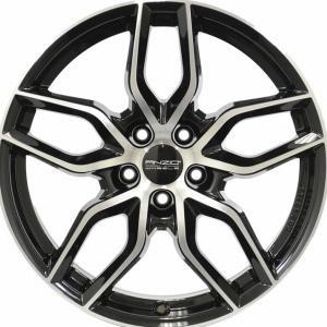 Anzio Spark Gloss Black Polished 6.5x16 5/108 ET50 B63.3