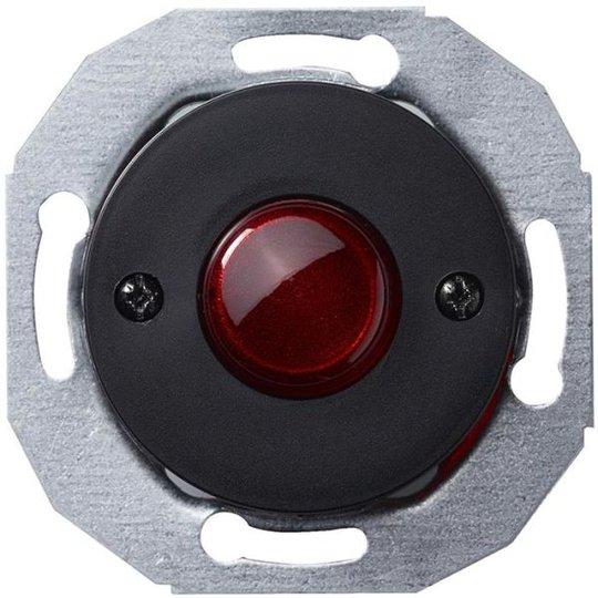 Schneider Electric Renova WDE011248 Rinnakkaispainike valaisimen kanssa, ilman kehystä