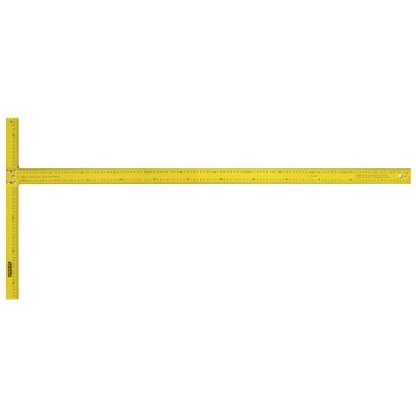 STANLEY STHT1-05894 T-vinkel for gipsplate, metrisk