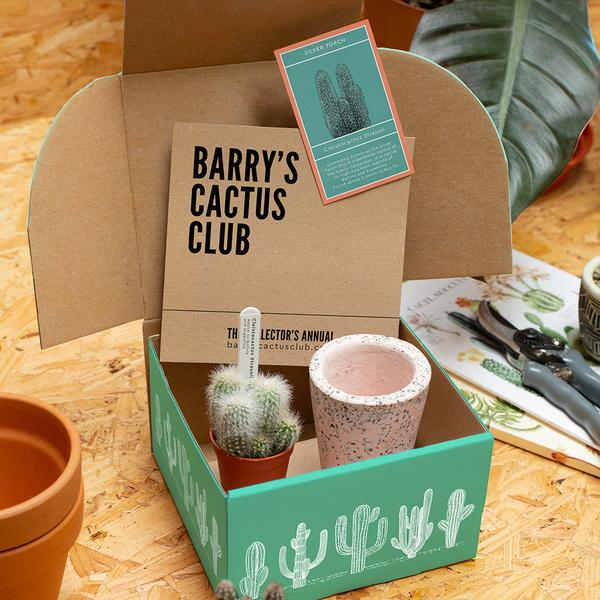 Barry's Cactus Club Monthly Subscription