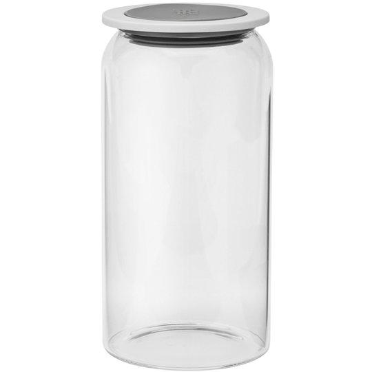 RIG-TIG by GOODIES förvaringsburk med lock, glas - 1,5 l