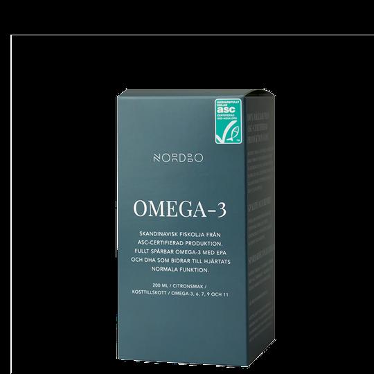 Nordbo Omega-3 ASC, 200 ml