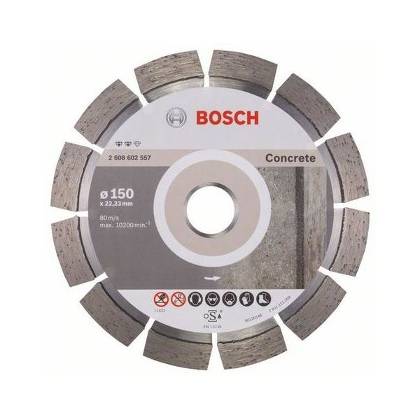 Bosch Expert for Concrete Diamantkappskive 150x22,23mm