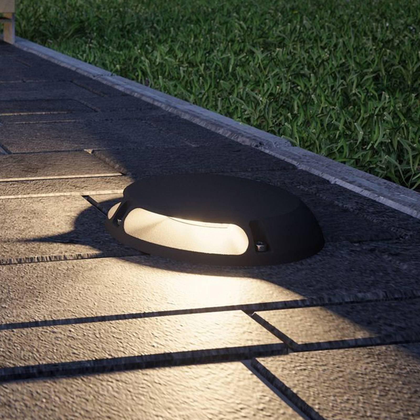 Paulmann Plug & Shine LED-gulvlampe 93920 2x3W
