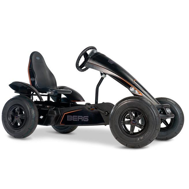 BERG Black Edition E-BFR, Trampbil