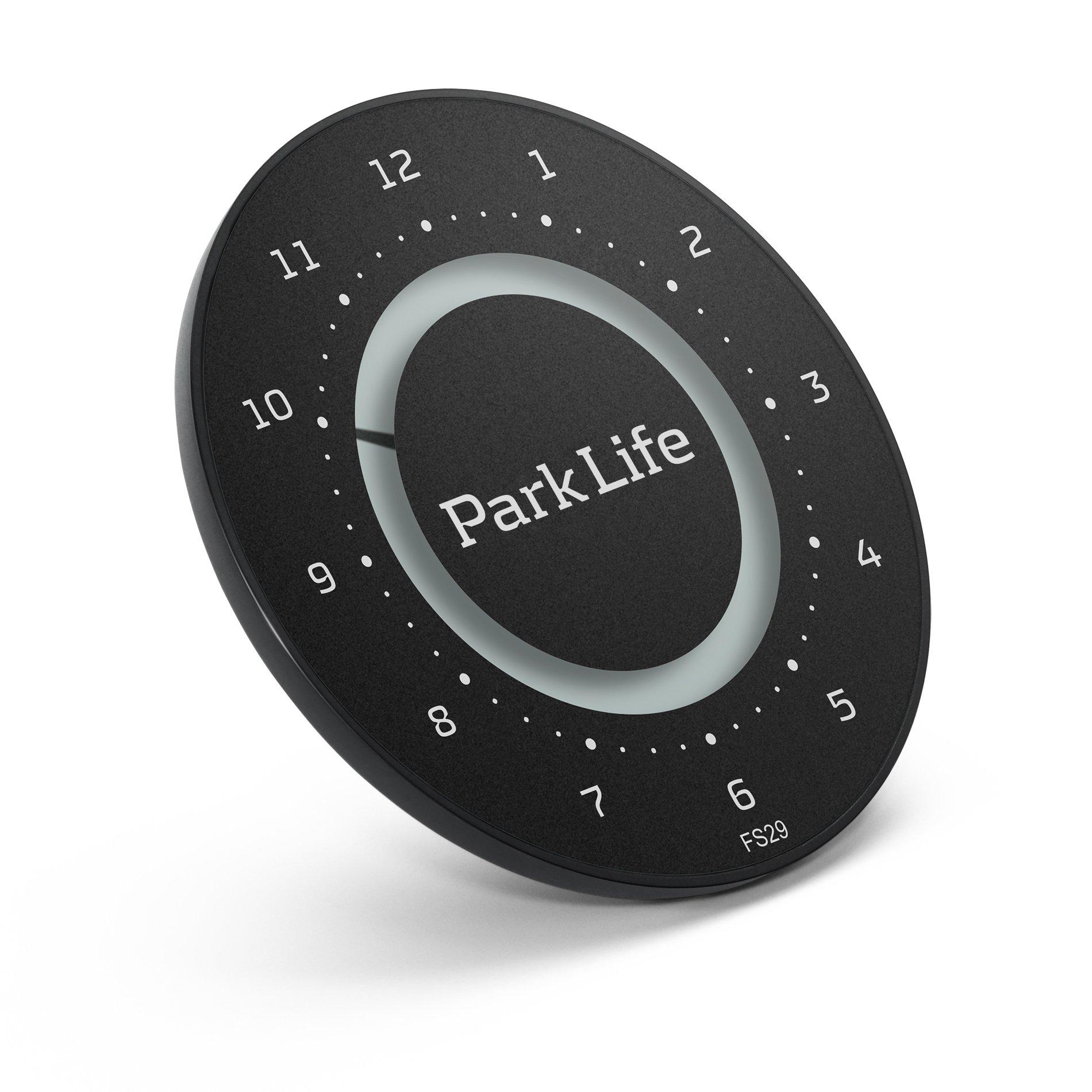 Park Life - Elektronisk Parkeringsskive Carbon Black