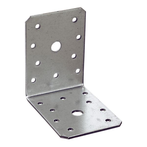 Joma 402U Kulmahelat ilman vahviketta, FETA-09/0084 105 x 90 x 105 mm, 40 kpl/pakkaus