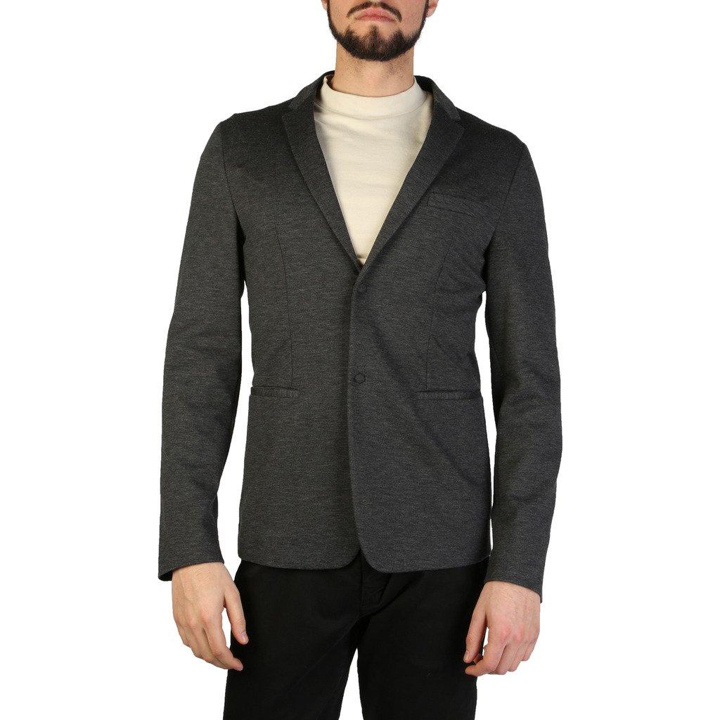 Emporio Armani Men's Jacket Grey S1G620_S1492 - grey 46