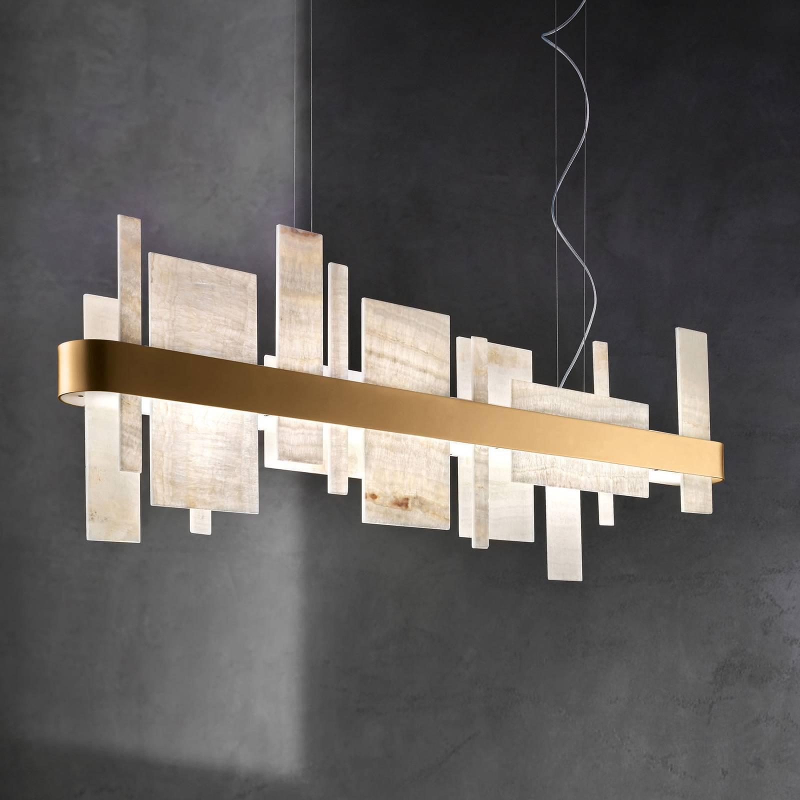 LED-riippuvalaisin Honicé S100, pituus 100 cm