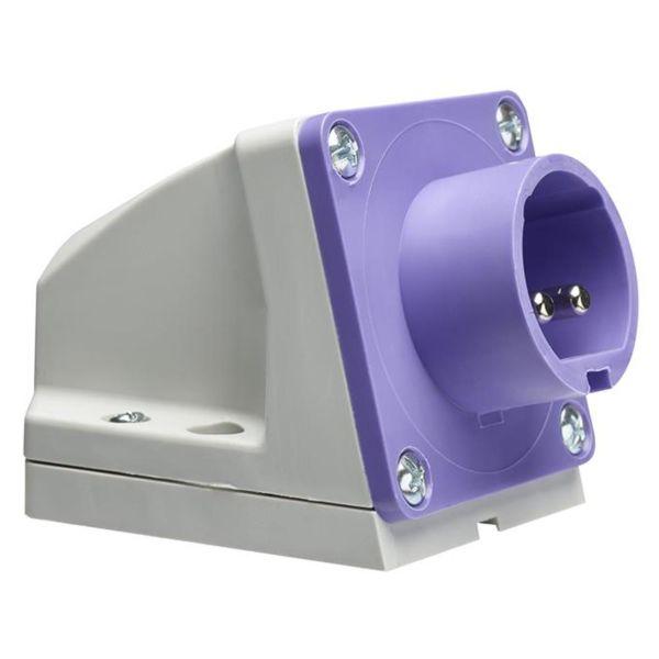 ABB 2CMA100991R1000 Vegginntak lilla/fiolett, IP44 2-polet