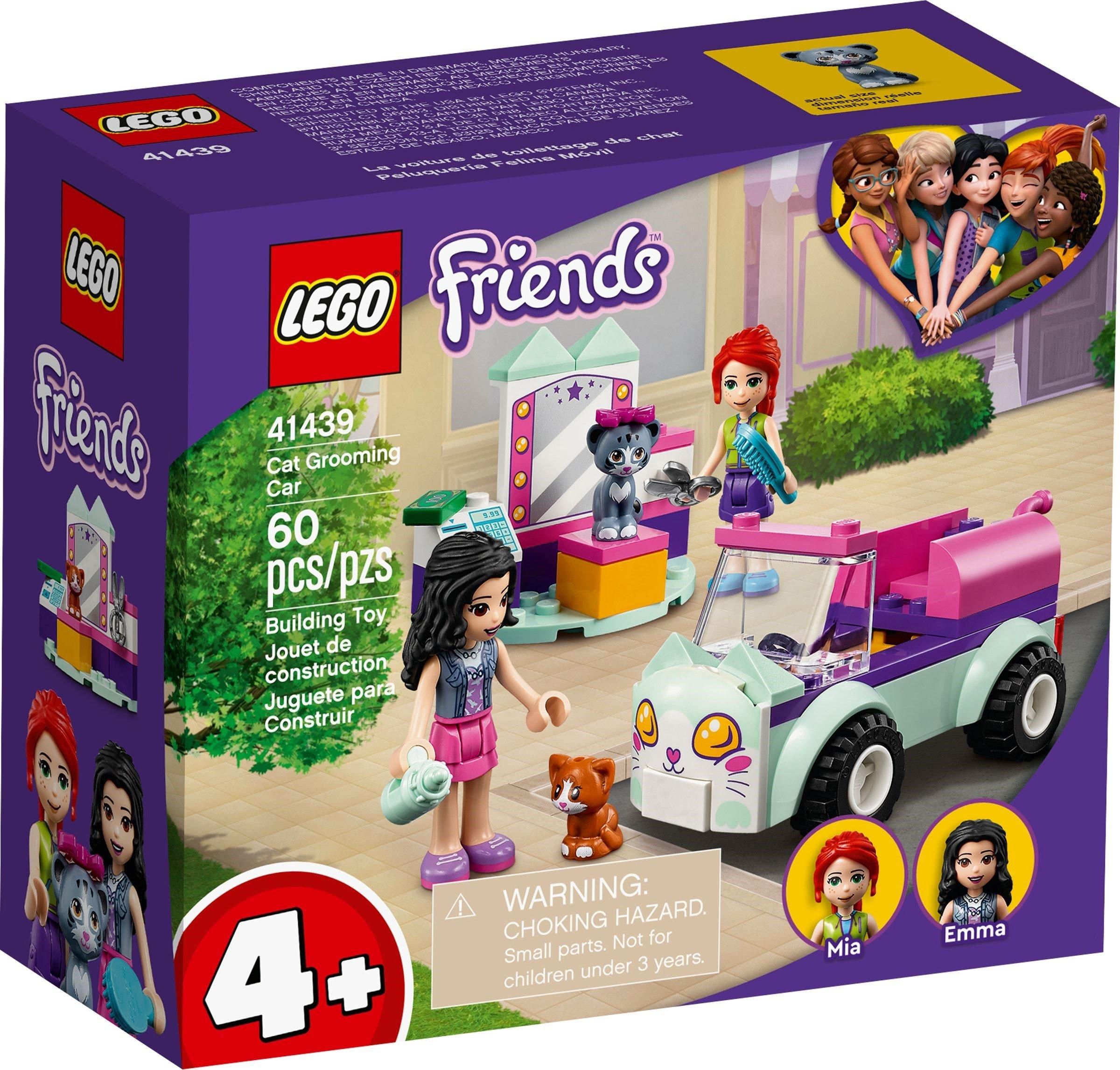 LEGO Friends - Cat Grooming Car (41439)