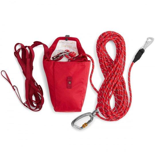 RuffWear Knot-a-Hitch Koppelsystem Röd