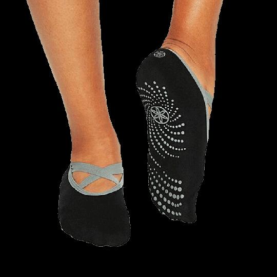 Grippy Yoga-Barre Socks S/M
