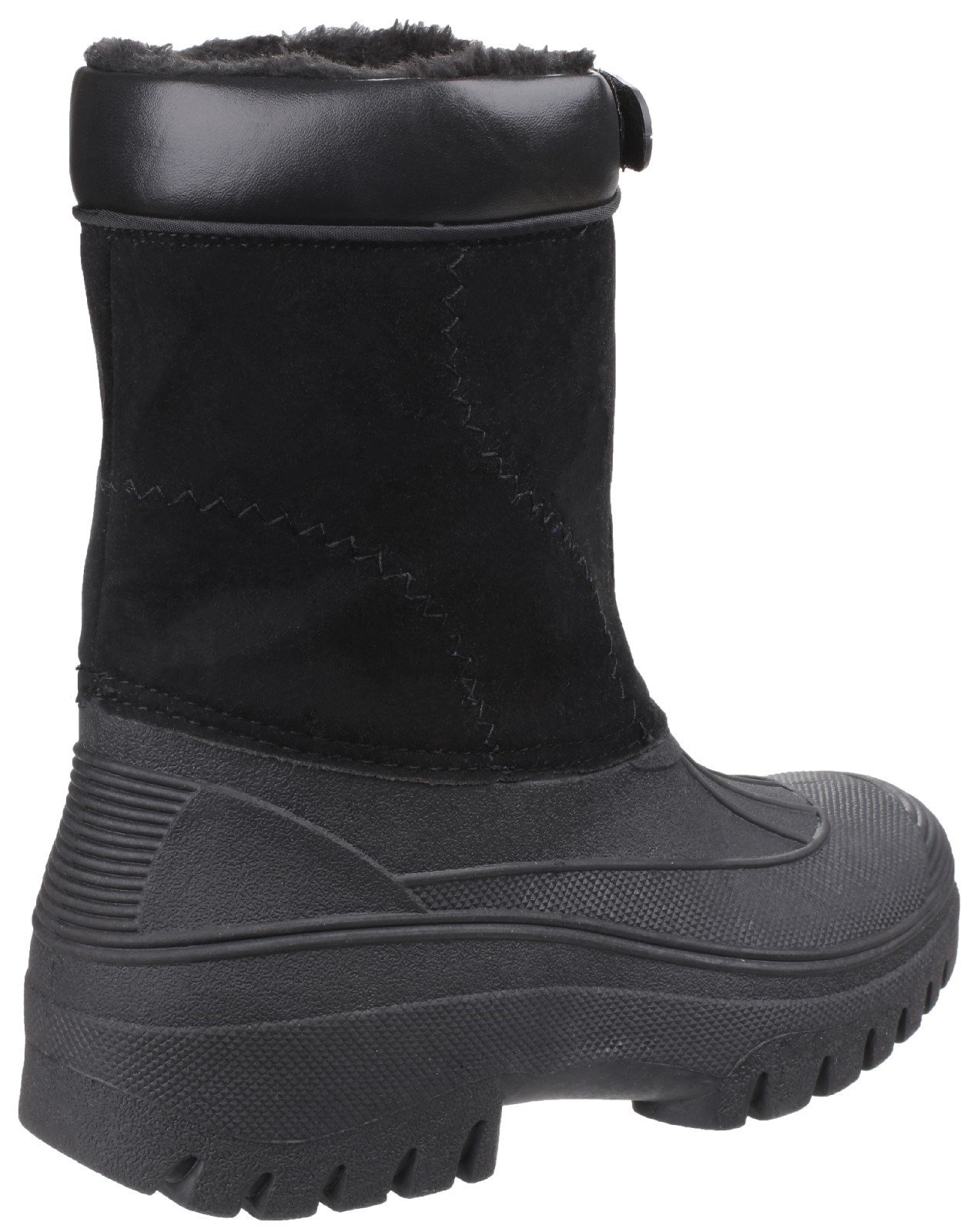 Cotswold Women's Venture Waterproof Winter Boot Various Colours 16569 - Black 2