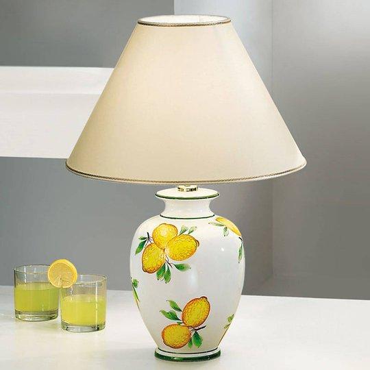 Bordlampe Giardino Lemone, Ø 40 cm