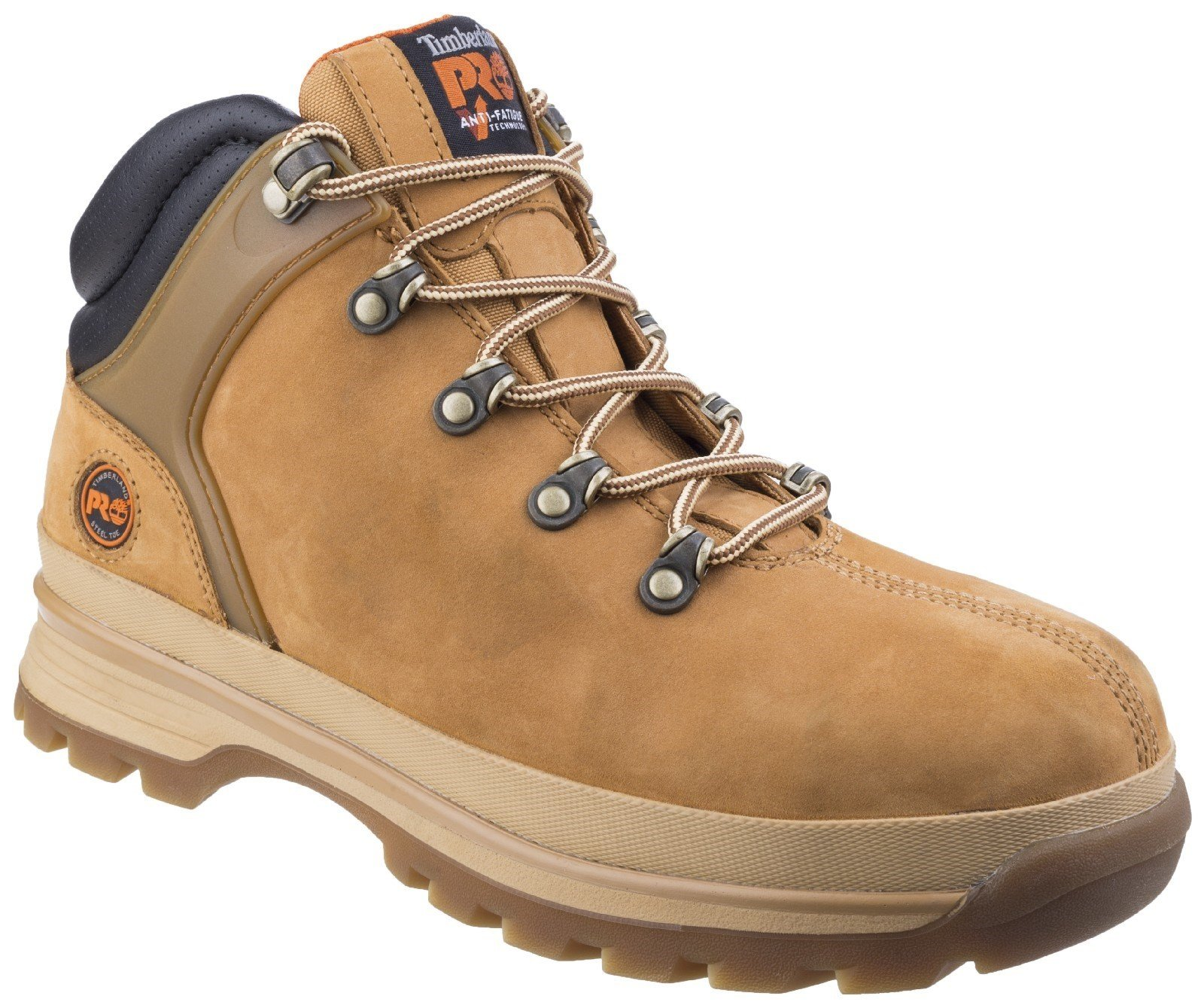 Timberland Pro Men's Splitrock XT Lace-up Safety Boot Various Colours 25948 - Wheat 4
