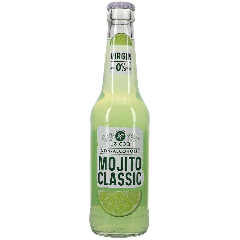 Alkoholfri Mojito 0,0% - 11% rabatt