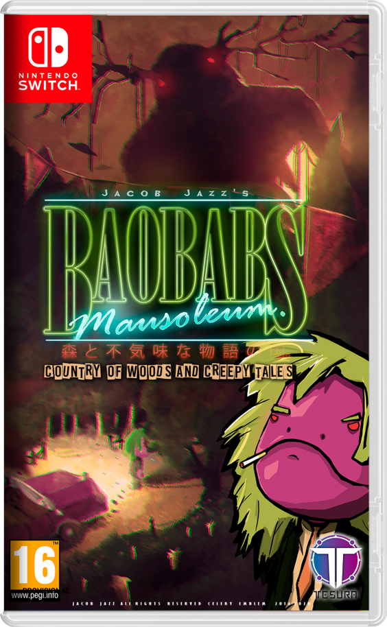 Baobabs Mausoleum: Country of Woods & Creepy Tales