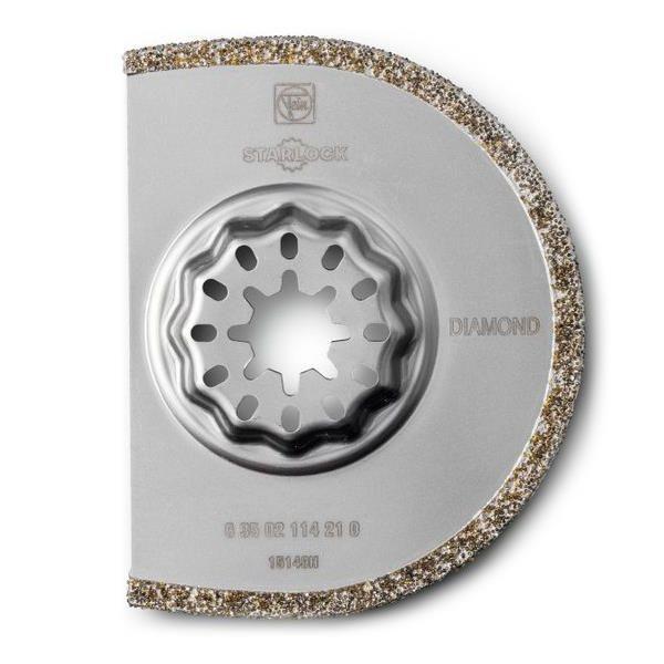 Fein 456818 Diamantsegmentsagblad 63mm 1-pakning