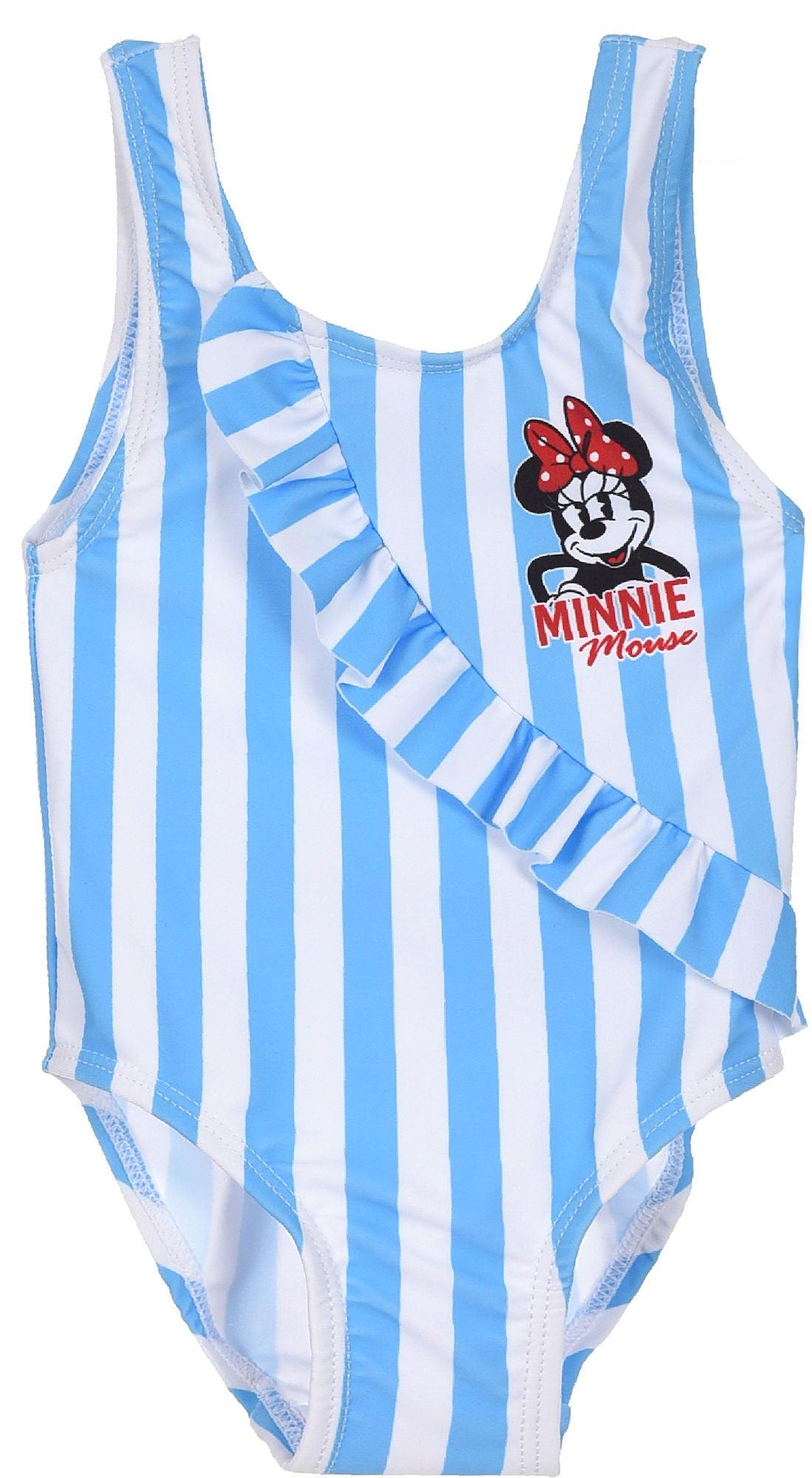 Disney Mimmi Pigg Baddräkt, Blue, 12 Månader