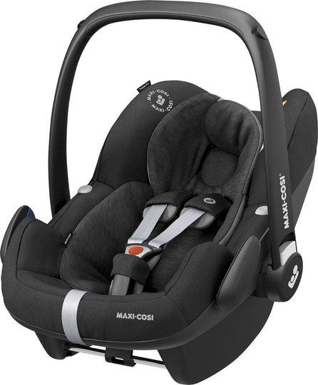 Maxi-Cosi Pebble Pro i-Size Babybilstol, Essential Black