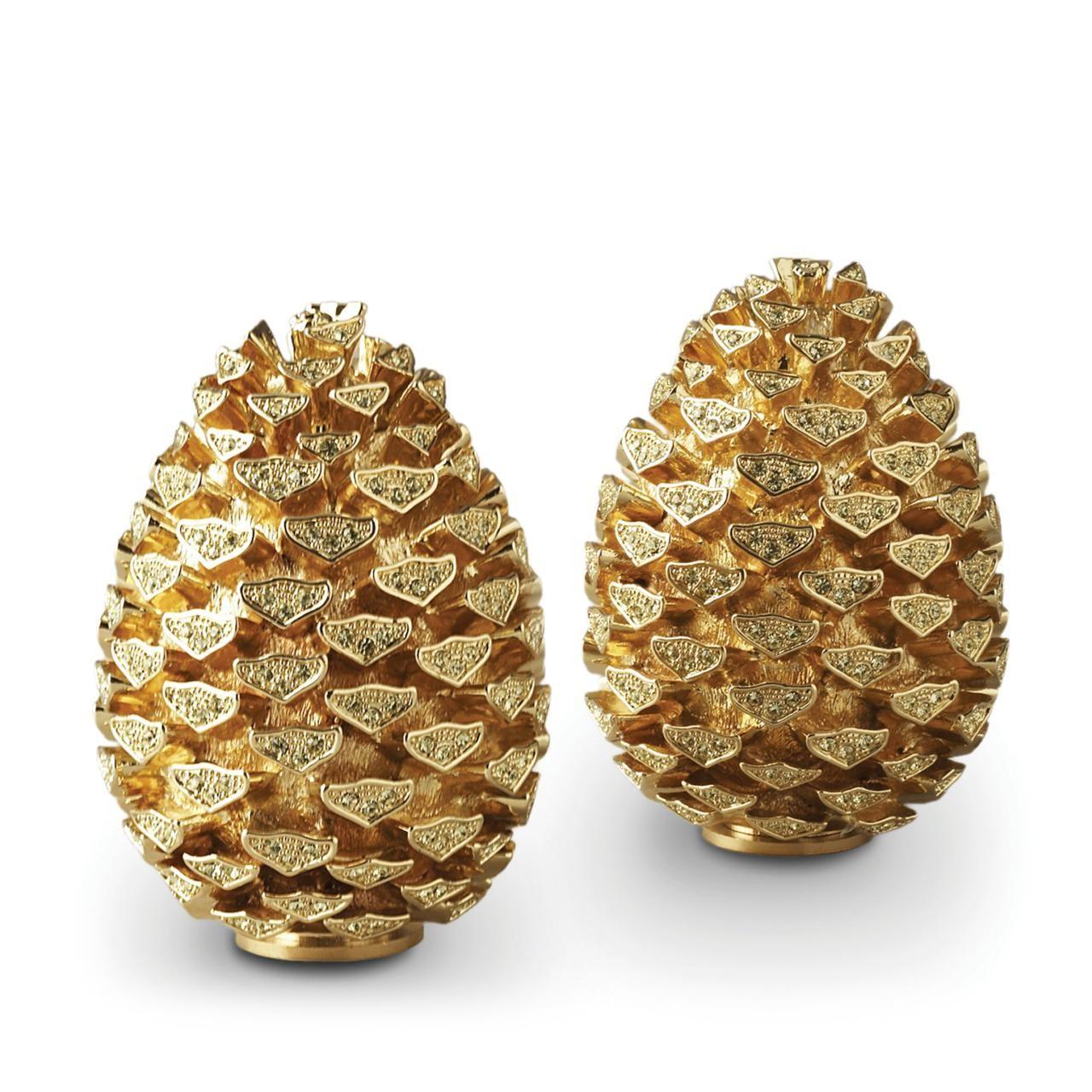 L'Objet I Pinecone Spice Jewels (Set of 2)