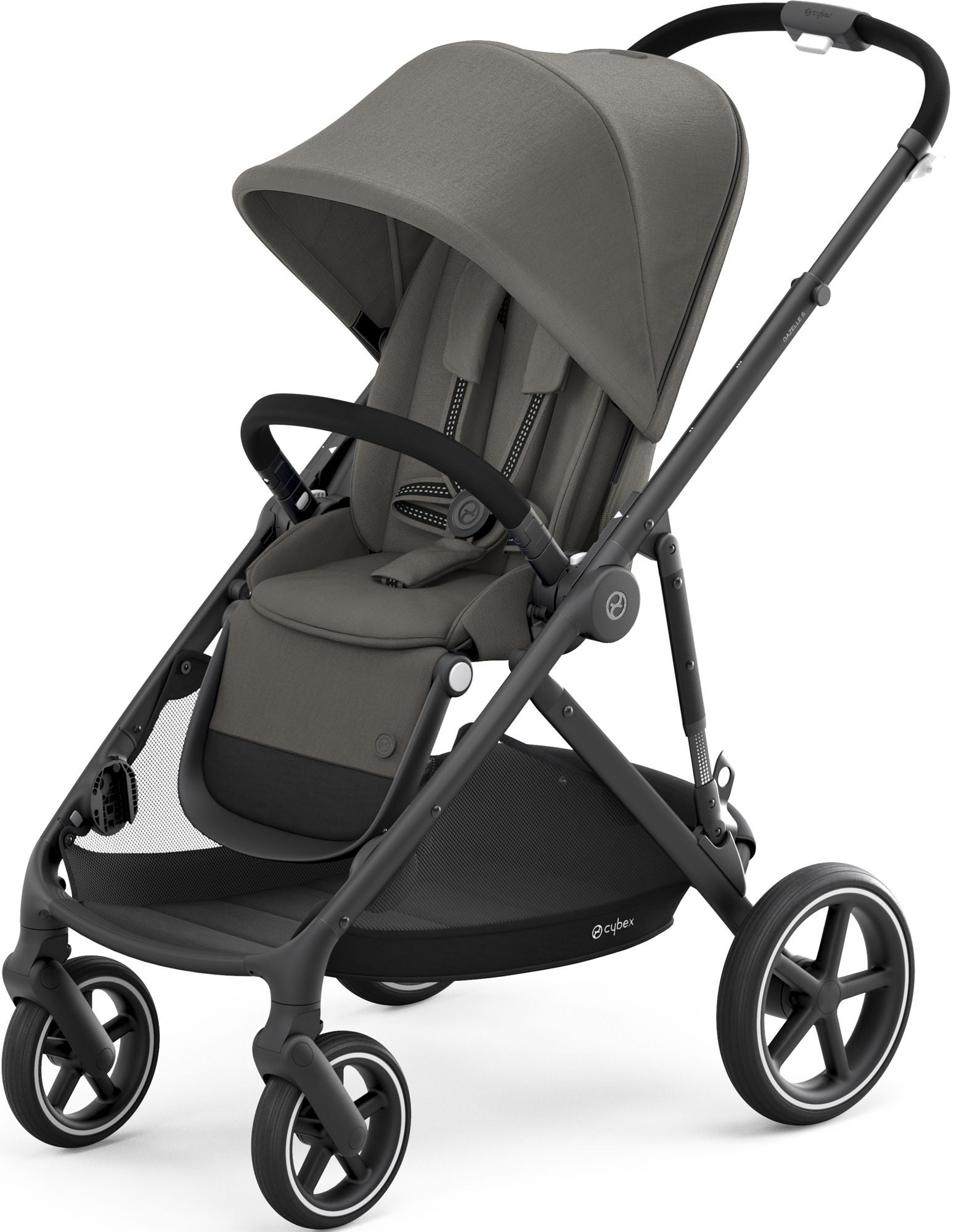Cybex Gazelle S Sittvagn, Classic Beige/Taupe