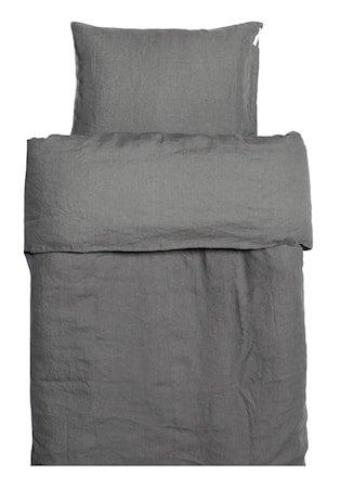 Sunshine sengetøy – Charcoal, 220x220