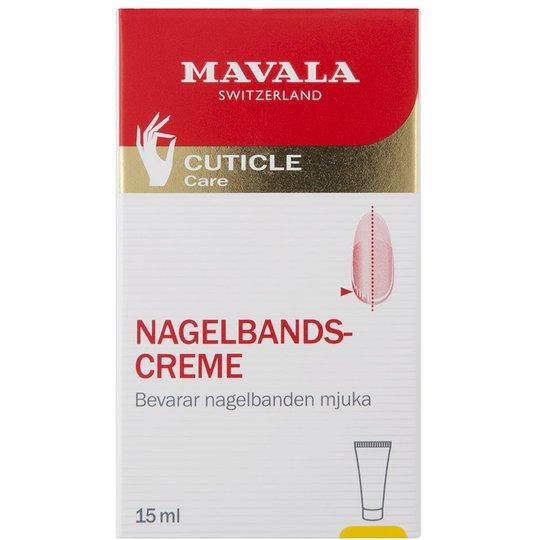 Cuticle Cream, 15 ml Mavala Kynsien hoito