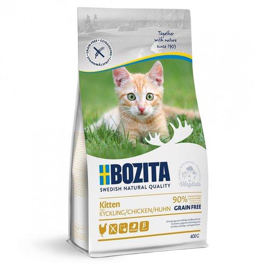 Bozita Kitten Grain Free Kyckling (400 g)
