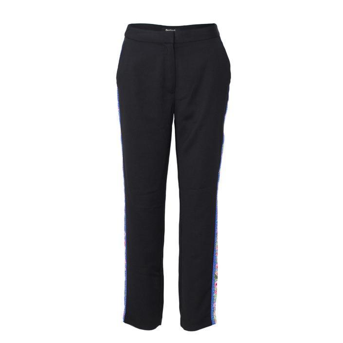 Desigual Women's Trouser Black 165106 - black 38