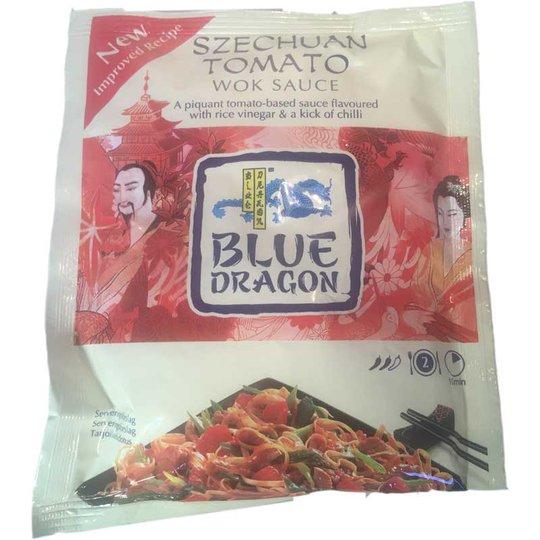 Wok Sauce- Szechuan tomato - 70% rabatt