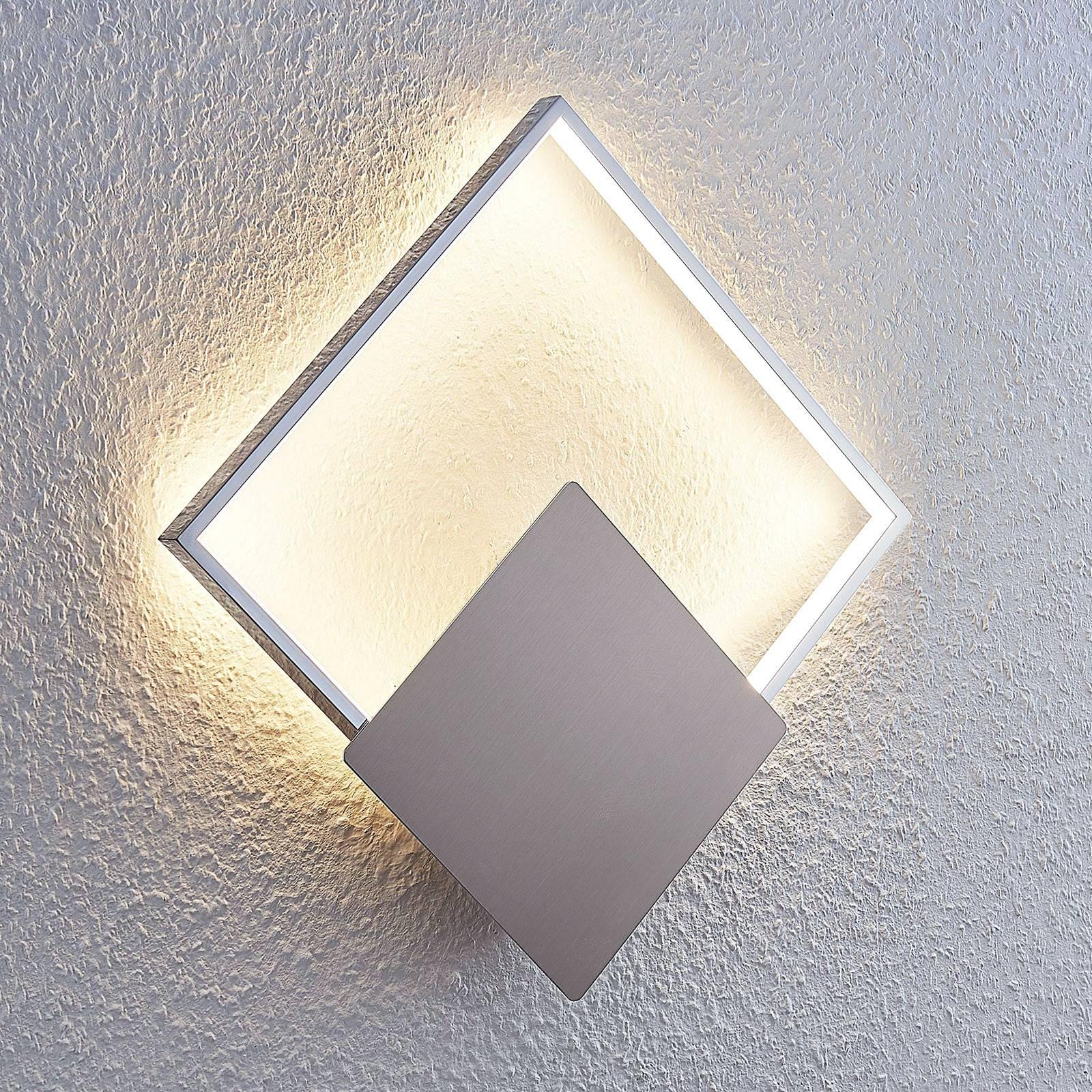 LED-seinävalaisin Anays, kulmikas, 32 cm