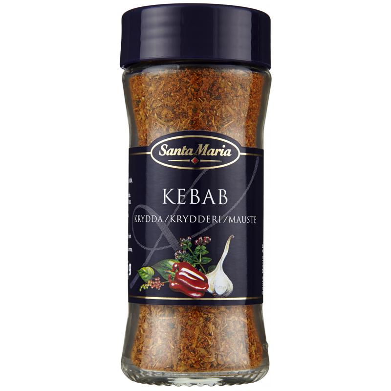 Kryddblandning Kebab 35g - 56% rabatt
