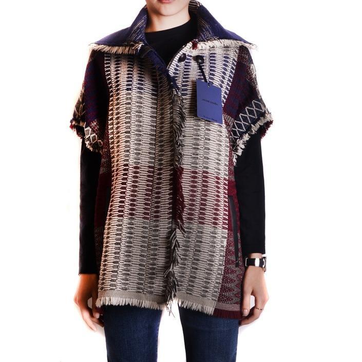 Jacob Cohen Women's Coat Multicolor 162410 - multicolor 40