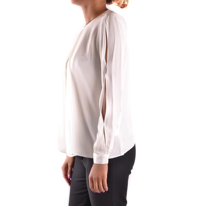 Michael Kors Women's Shirt White 161379 - white M
