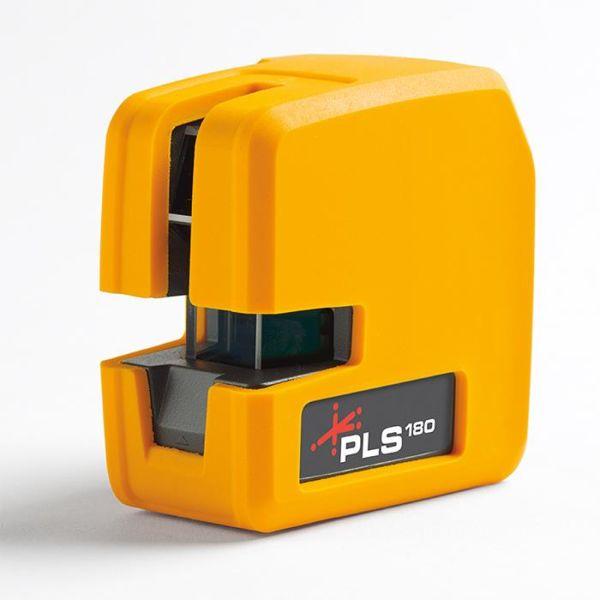 PLS 180R Ristilaser sis. laservastaanottimen