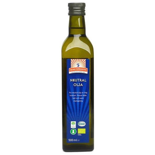 Kung Markatta Neutral Olja, 500 ml
