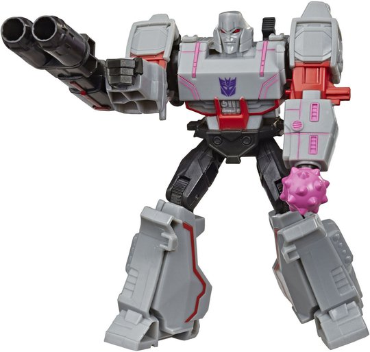 Transformers Cyberverse Warrior Figur Megatron