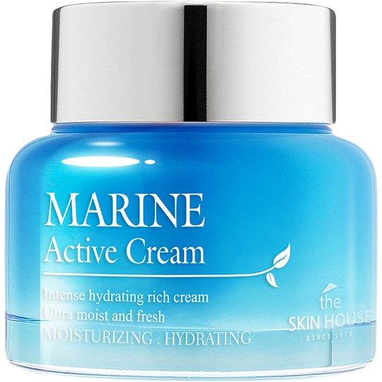 Marine Active Cream, 50 ml The Skin House Kasvovoiteet