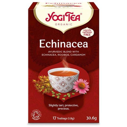 Yogi Tea Echinacea, 17 påsar