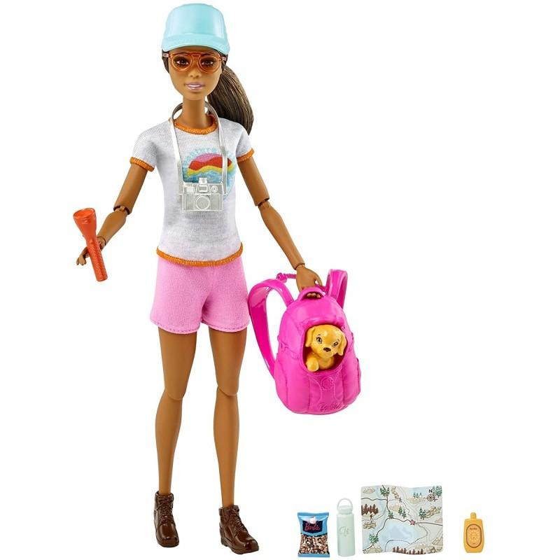 Barbie - Wellness Doll - Hiker (GRN66)