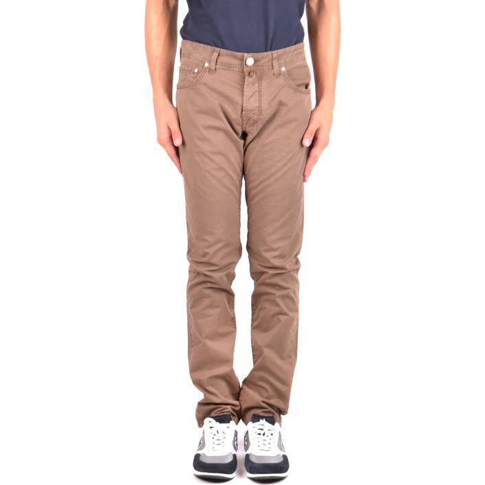 Jacob Cohen Men's Trouser Brown 163673 - brown 32