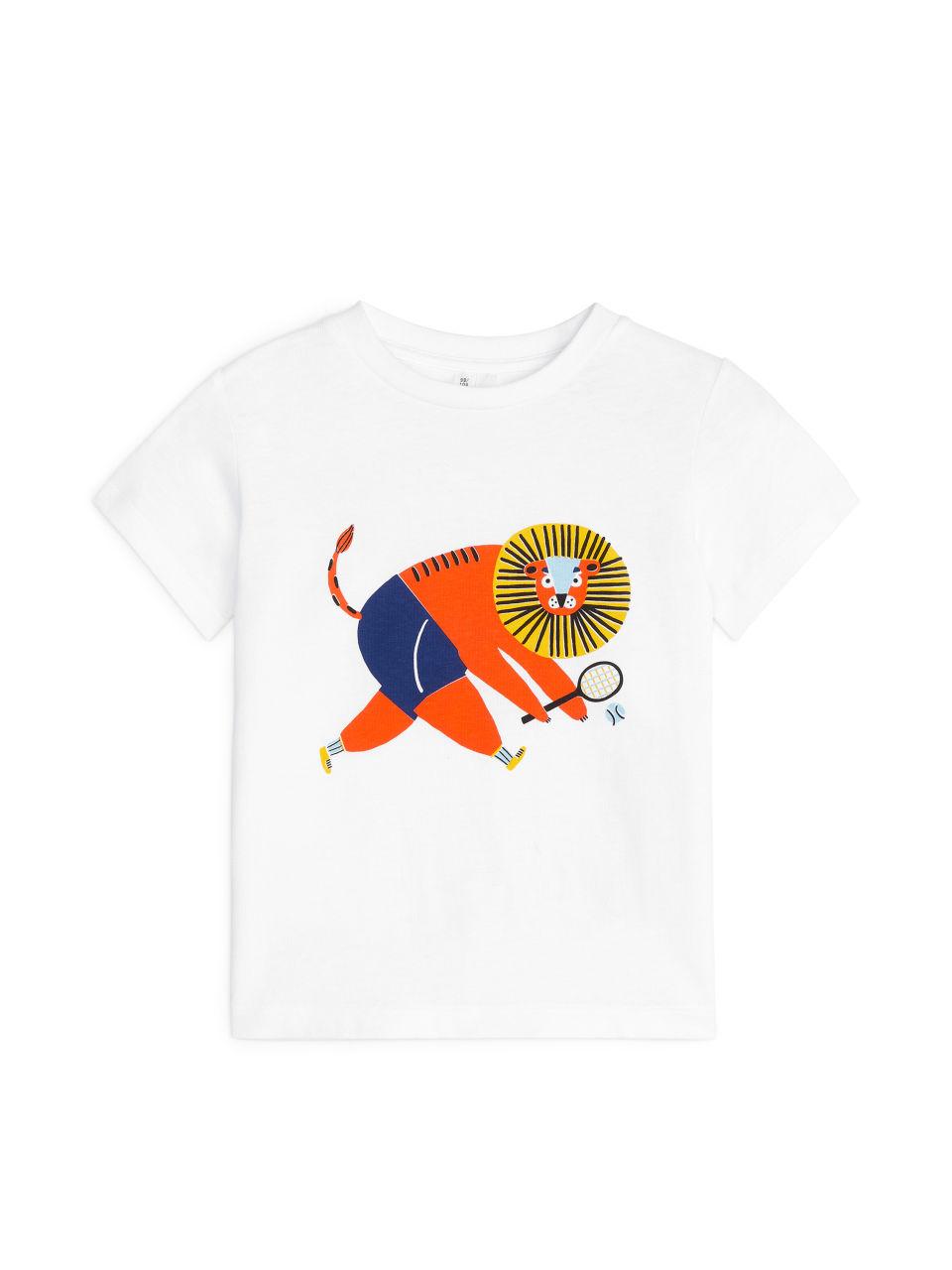 Artist Edition T-Shirt - Orange
