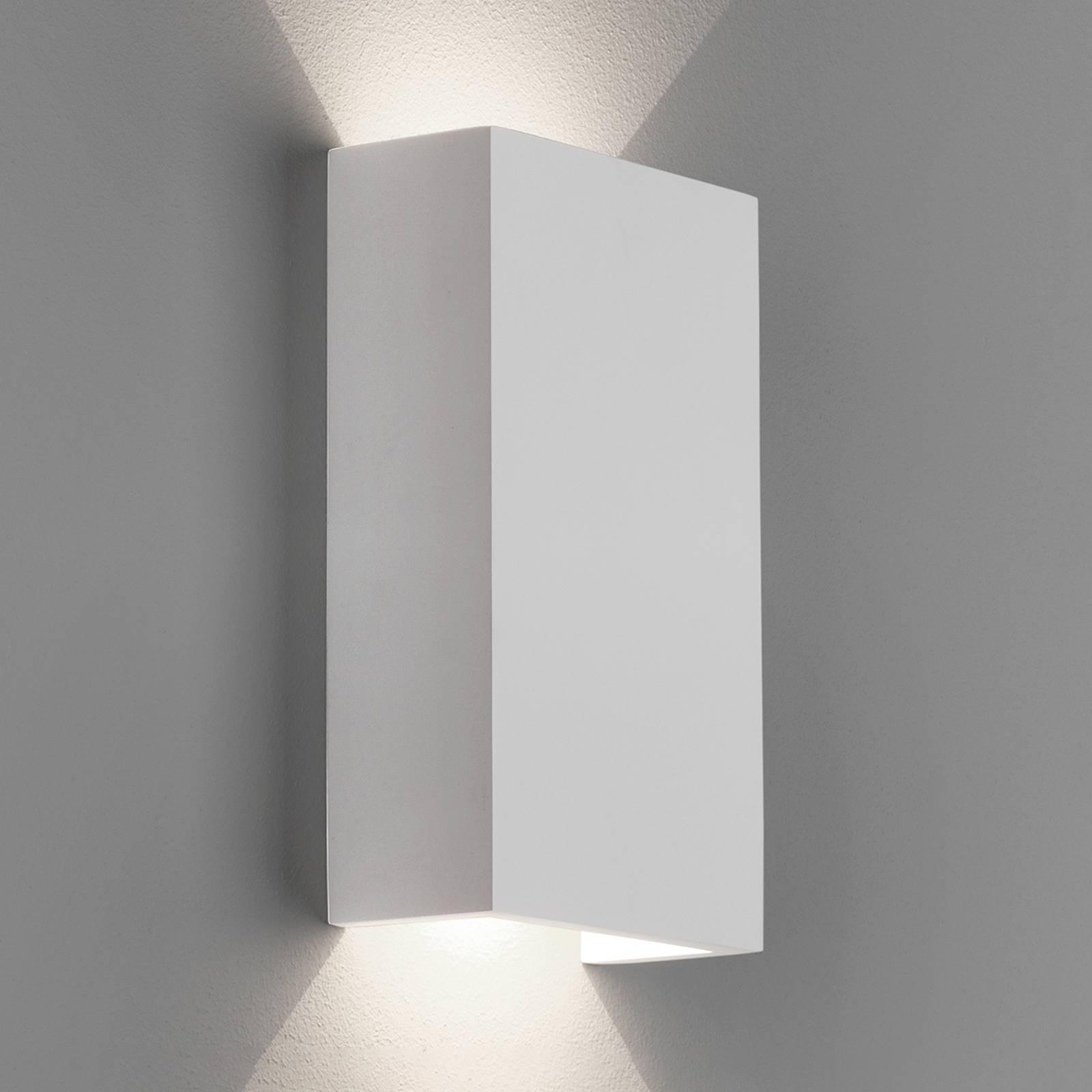 Astro Rio 125 LED-seinävalaisin kipsiä, 2 700 K