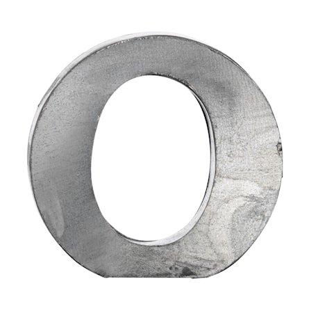 Bokstav O 5,5 cm - Sink