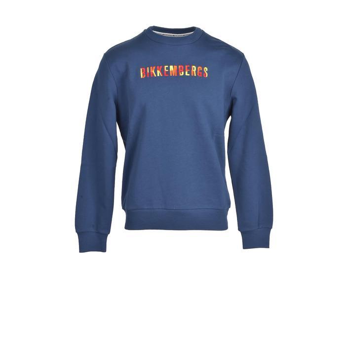 Bikkembergs - Bikkembergs Men Sweatshirts - blue S