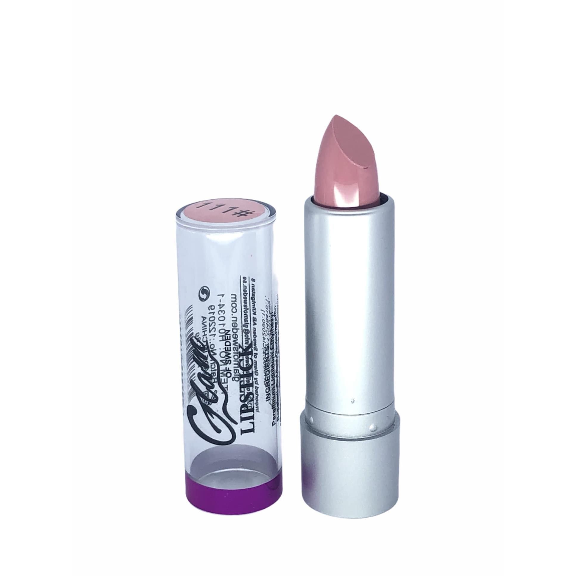 Glam Läppstift Silver 111 Dusty Pink 3,8 gr