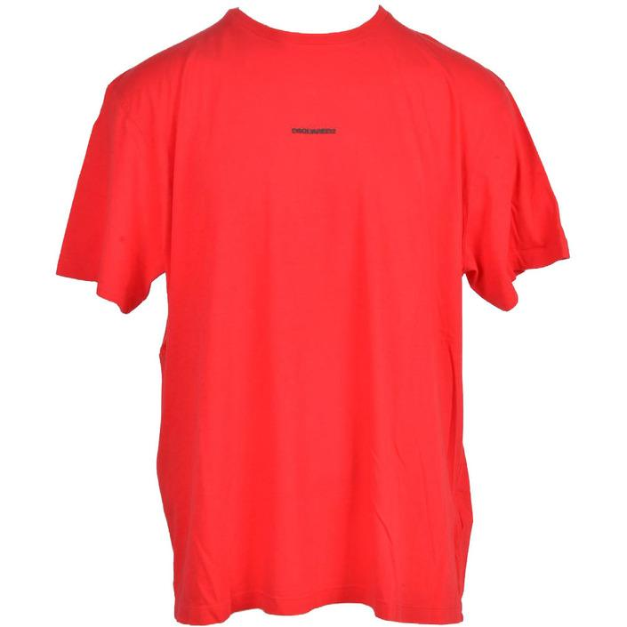 Dsquared - Dsquared Men T-Shirt - red M