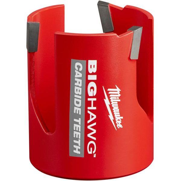 Milwaukee BIG HAWG Karbid Hullsag 57 mm